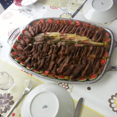 Heerlijke Tunesche vlees schotel
