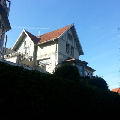 Ons geweldige huis op de duin van Koksijde